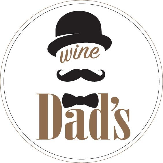 wine dad's logo