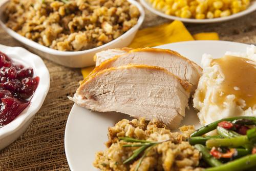 Celebrating Thanksgiving in Hoboken